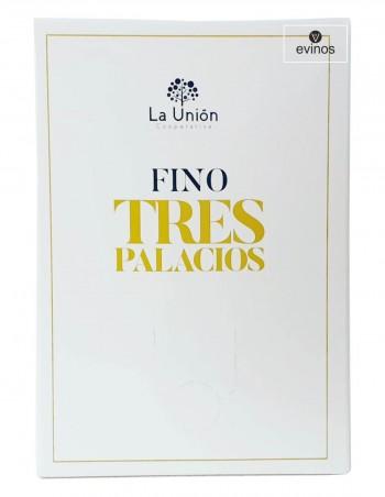 Fino Tres Palacios Bag in Box 15L.