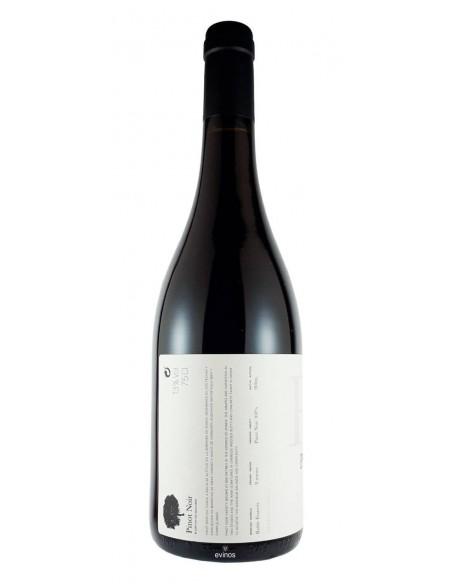 Cortijo Los Aguilares Tinto Pinot Noir contra etiqueta img2