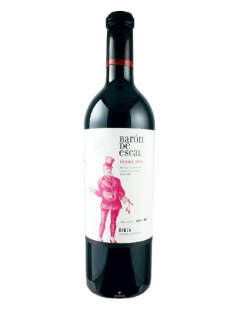 Baron de Escal Tinto Crianza Elite