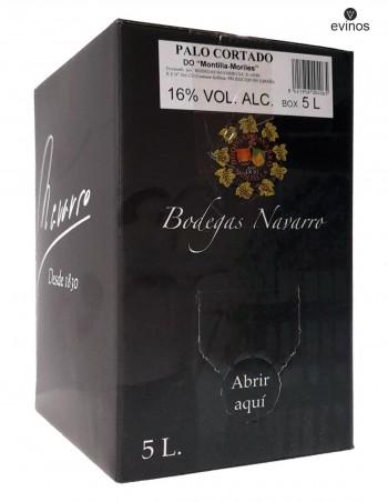 Palo Cortado Navarro Bag in Box 5L img1