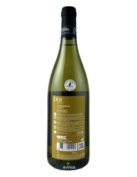 duc de foix Blanco Chardonnay contra