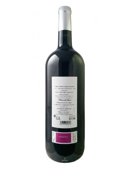 J. Belmonte Tinto Roble magnum contra-etiqueta 150 cl
