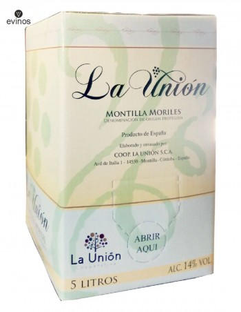 Blanco La Unión Bag in Box 5L