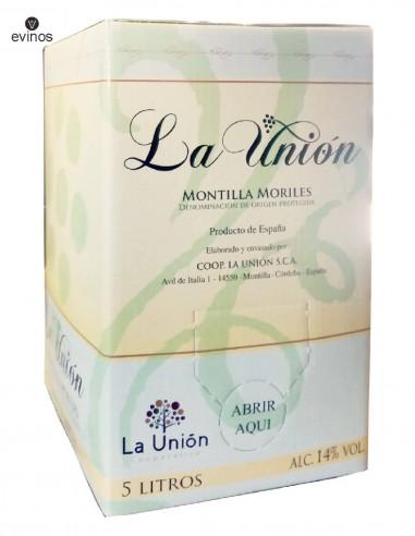 Blanco La Unión Bag in Box 5L