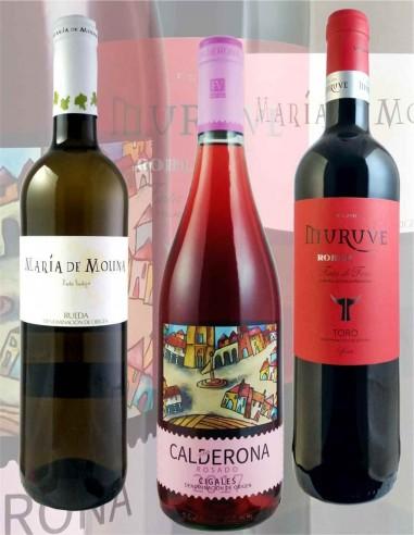 Pack vinos Bodegas Frutos Villar