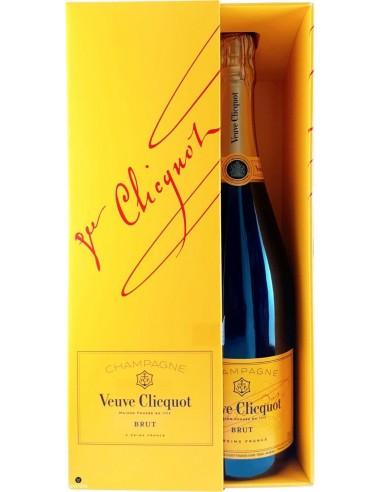 Estuche Veuve Clicquot Brut 75 cl