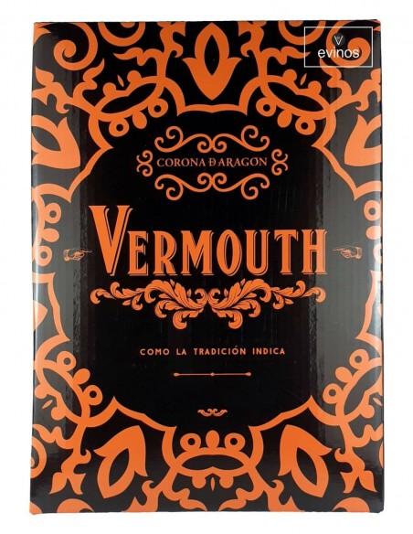 Vermouth Corona Aragon Bag in Box 3L