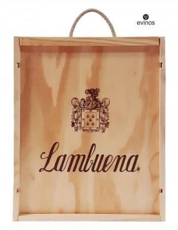 Estuche Madera Lambuena 6...