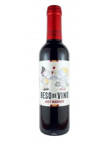Besos de Vino Just Married  375 ml.