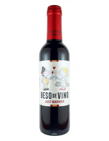 Besos de Vino Just Married  375 ml.